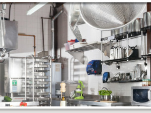 Commercial Kitchen Appliances Supplier - Catering Equipments Fenlab Nigeria
