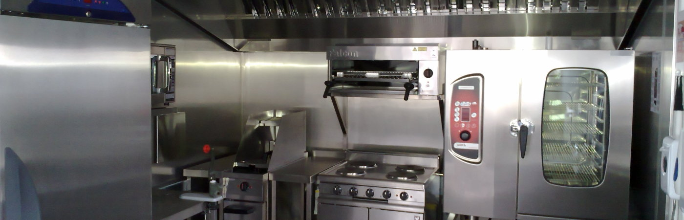 industrial kitchen equipment supplier - fenlab nigeria